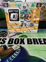 2020 Panini Donruss Optic Hybrid Football NFL One Hobby Box Random Team Break #1