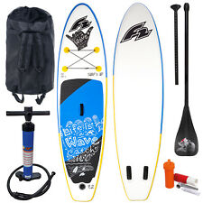"""F2 SUP SURF´S UP KIDS 9,2"""" 2020 KINDER STAND UP PADDLE KOMPLETT ~ TESTBOARD"""
