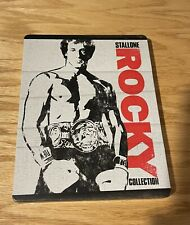 Rocky Collection Blu Ray Steelbook