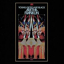 NEW CD Album Aretha Franklin - Young Gifted and Black  (Mini LP Style Card Case)