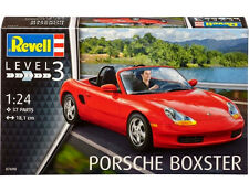 Revell Germany 1/24 Porsche Boxster SCALE PLASTIC MODEL KIT 7690