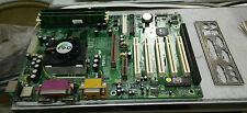 FREETECH FLEXUS P6F117 Motherboard with P3 800MHz CPU, Memory & I/O Plate