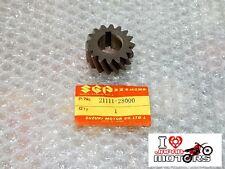 SUZUKI TC125 RV125 DS100 TS125 DS125 TM125 NEW GEAR PRIMARY DRIVE 21111-28000