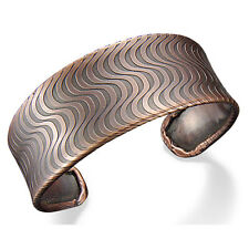 Metal Etched - #Aj-B273 Anju Cuff Bracelet - Mixed