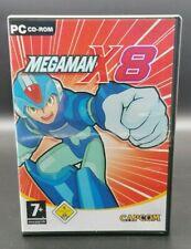 Megaman X8 PC Retrogame