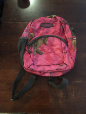 Little girls pink outdoor small backpack