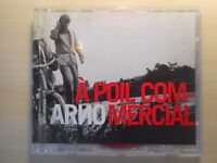 ARNO : A POIL COMMERCIAL *RARE FRENCH PROMO* [ CD ALBUM ]