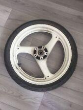 Suzuki GSXR400 Gk73a Front Wheel