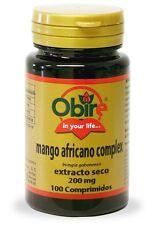 African Mango Complex (Dry extract) 100tabs. Obire Mango Africano Complex ! P&P