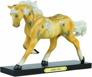 """Trail of Painted Ponies Golden Girls Horse Figurine, 6.38"""""""