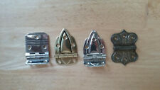 SET OF 4 ART DECO STYLE HINGES