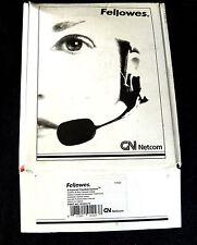 Fellowes 91223-73 mejorado auricular GN Netcom almacén encontrar no vendidos Stock Original
