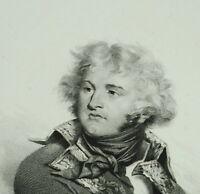 Jean-Baptiste Kléber 1850 Krieg Vendée Land- Ägypten Egypt Napoleon Bonaparte