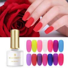 6ml BORN PRETTY Nail Art UV Gel Polish Strong Matte Soak Off UV Gel Varnish DIY