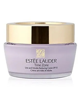 Estee Lauder Time Zone Line and Wrinkle Reducing Creme SPF 15 50ml