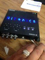 Hifonics BXIPRO1.0 Digital Bass Equalizer Sub Enhancement Processor Works Great