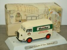 1947 Citroen H Van Marcillat -  Matchbox YTF4 in Box *44058