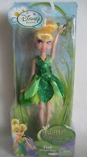 NIB Disney Fairies Tinker Bell Doll Pixie Hollow Games