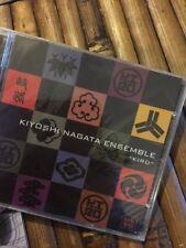 Kyoshi Nagata Ensemble Kiro 2005 CD Sealed Japanese Taiko
