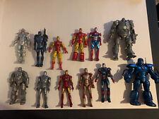 marvel legends iron man lot