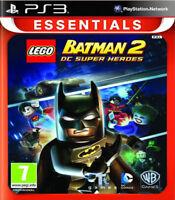 Lego Batman 2 - DC Superheroes For PAL PS3 (New & Sealed)