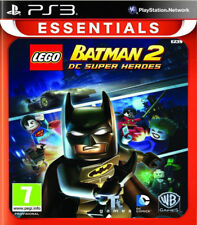 LEGO BATMAN 2-DC supereroi per PAL PS3 (nuovo e sigillato)