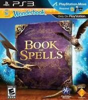 PS3 Wonderbook: Book of Spells (Purple)