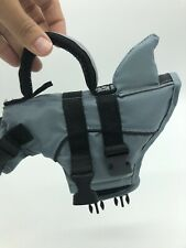 Top Paw Size XSMALL Dog's Dolphin Fin Life Jacket Shark Fin Life Vest