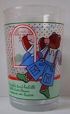 Verre à moutarde PETIT OURS BRUN Bayard Presse FR3 1988. VM662