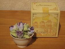 COALPORT *NEW* Porcelaine Fleurs Mai 7cm