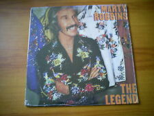 MARTY ROBBINS The legend US LP CBS 1981