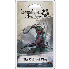 Legend of the Five Rings LCG The Ebb and Flow Pack FFG L5R