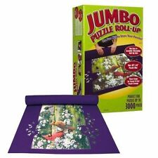 Giant puzzle roll-up tapis de puzzle jumbo large 3000 pieces fun jeu rangement facile