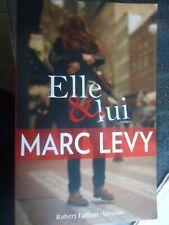 Marc Levy Elle et lui Robert Laffont bon état