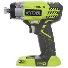 New Ryobi ONE + 18 Volt 1/4 Inch Lithium Ion Impact Driver Bare Tool # P236A