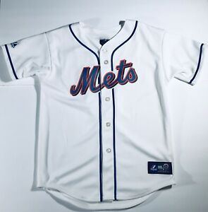Majestic New York Mets David Wright #5 Youth Jersey Size M