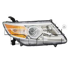 TYC NSF Right Side Halogen Headlight For Honda Odyssey 2011-2013 Models