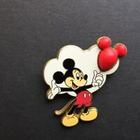WDW - Mickey Shaped Balloon Free-D Series - Mickey Mouse Disney Pin 13567