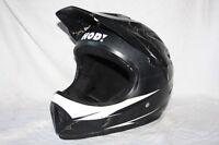 O'Neal Fullface Helm 54 56 S schwarz matt Crosshelm Downhill Motocross oneal