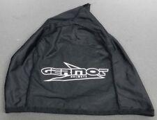 GERMOT | Helmbeutel | schwarz | Helmtasche | auch für Schuhe geeignet