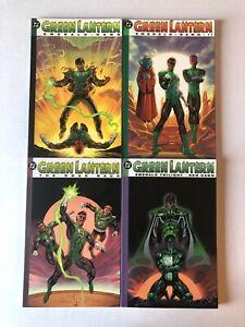 Green Lantern Emerald Dawn I II+Twilight New+Road Back TPB/Graphic Novel Lot Set