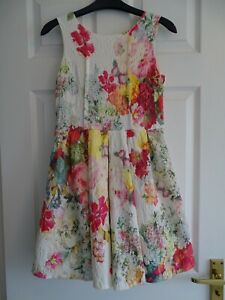 Girl's Floral Party Dress from Next Age 12 Years
