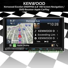 "Kenwood Excelon DNX995S 6.8"" HD Screen Navigation/DVD Receiver Apple CarPlay"