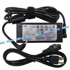 Genuine 2.1A Samsung ATIV Book 9 NP900X3G-S02US AC Laptop Power Charger Adapter