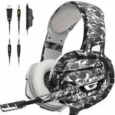 Gaming Headset for PS4 PC and Xbox One with Mic 7.1 Surround Sound