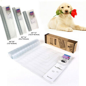 Pet Electronic Training Mat Dog Cat Puppy Barrier Repellent Fence Scat Pad