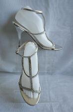 Dress Wet look, Shiny Sandals for Women
