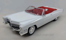 Cadillac Deville Convertible, weiss - 1:18 KK-Scale  *NEW*