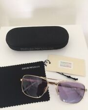 292bfd45c74c Vintage Emporio Armani Sunglasses EA 159 Shiny Gold C. 773 2G Made In Italy