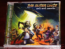 The Outer Limits: World Metal Domination CD 2014 Stormspell USA SSR-DL120 NEW